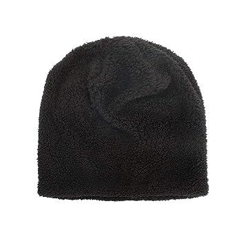 Women Men Warm Beanie Hat Baggy Camouflage Crochet Winter Wool Ski Beanie Skull Caps Hat