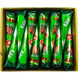 Neha Natural Henna Mehandi cones, 30 Grams (12 tubes)
