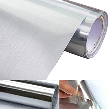Amazon Com Upredo Thick Metal Look Stainless Steel