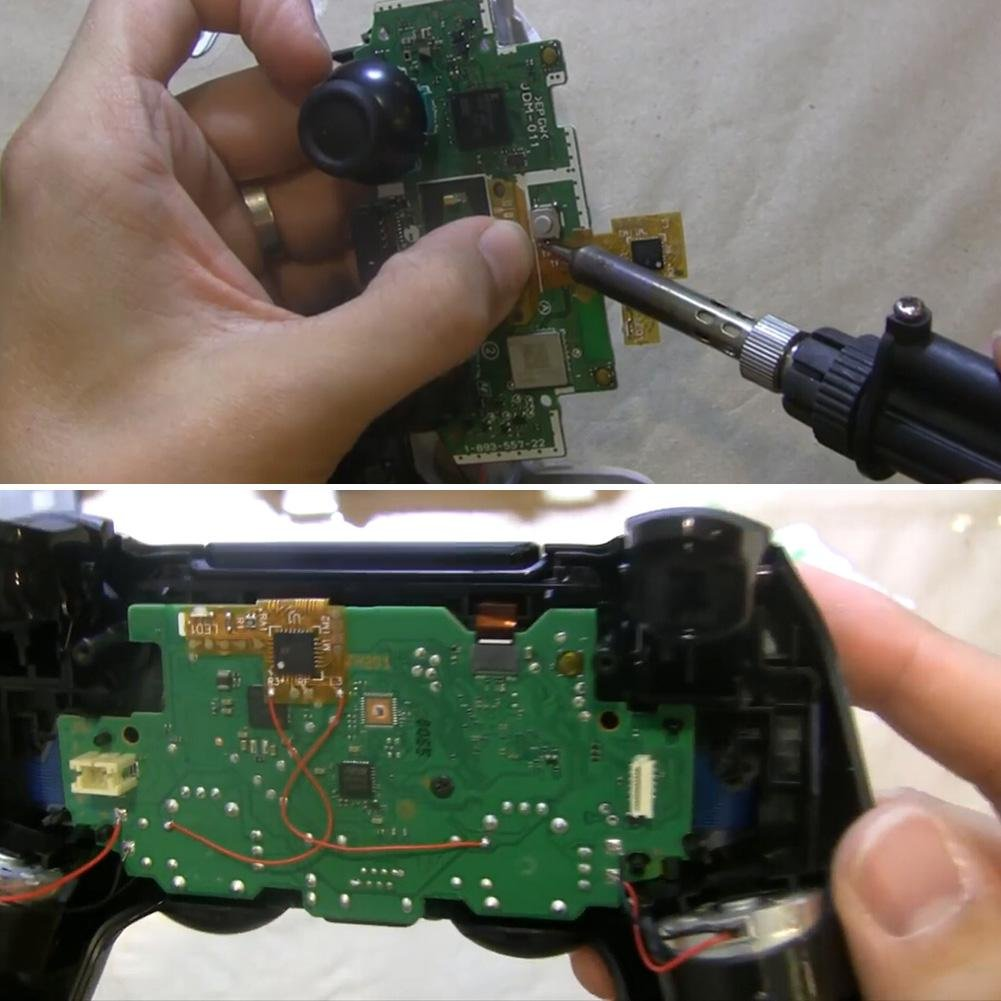 Amazon com: Game Controller, Game Controller DIY Mod Chip Board for