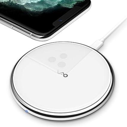 Amazon.com: Vebach Dubhe1 - Cargador inalámbrico para iPhone ...