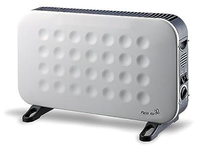 Plein Air CONVEX SLIM TURBO Color blanco 2000W Radiador - Calefactor (Radiador, Pared,