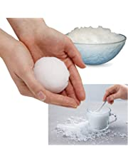 thehomegallery 10g Fake Magic Snow Instant Xmas Powder Artificial Christmas Decoration Fluffy