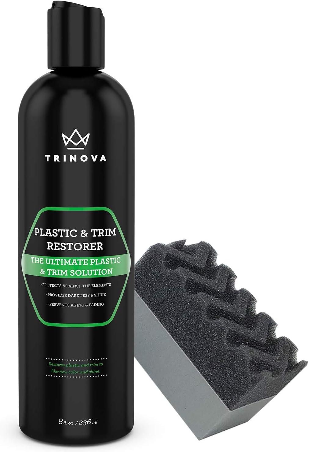 TriNnova Plastic and Trim Restorer