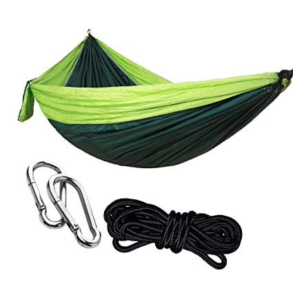 MagiDeal 275x140cm, 2# :Portable Outdoor Camping Mosquito Net Nylon Ultralight Hammock Durable - 2#, 275x140cm