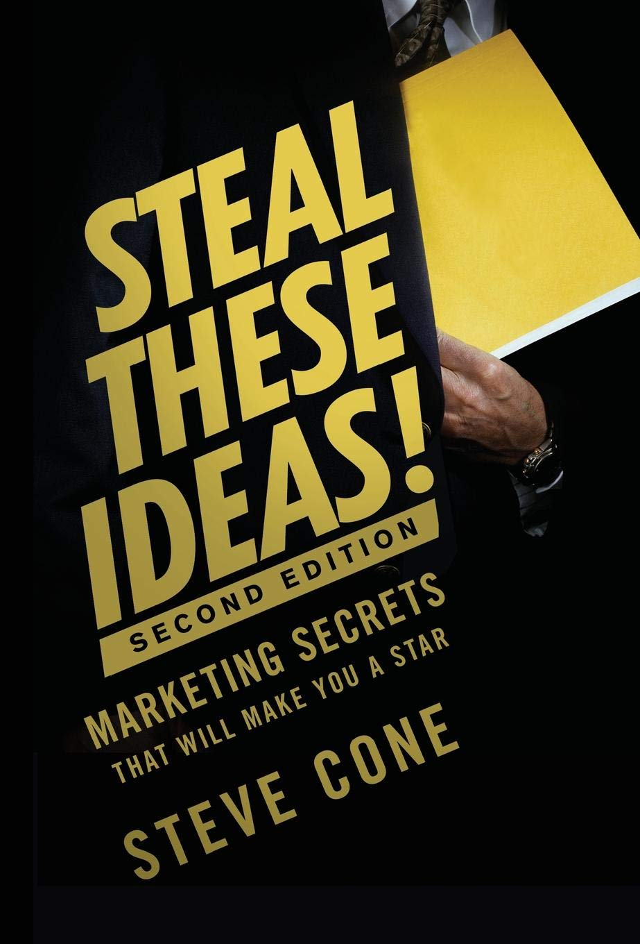 Steal These Ideas!: Marketing Secrets That Will Make You a Star ...