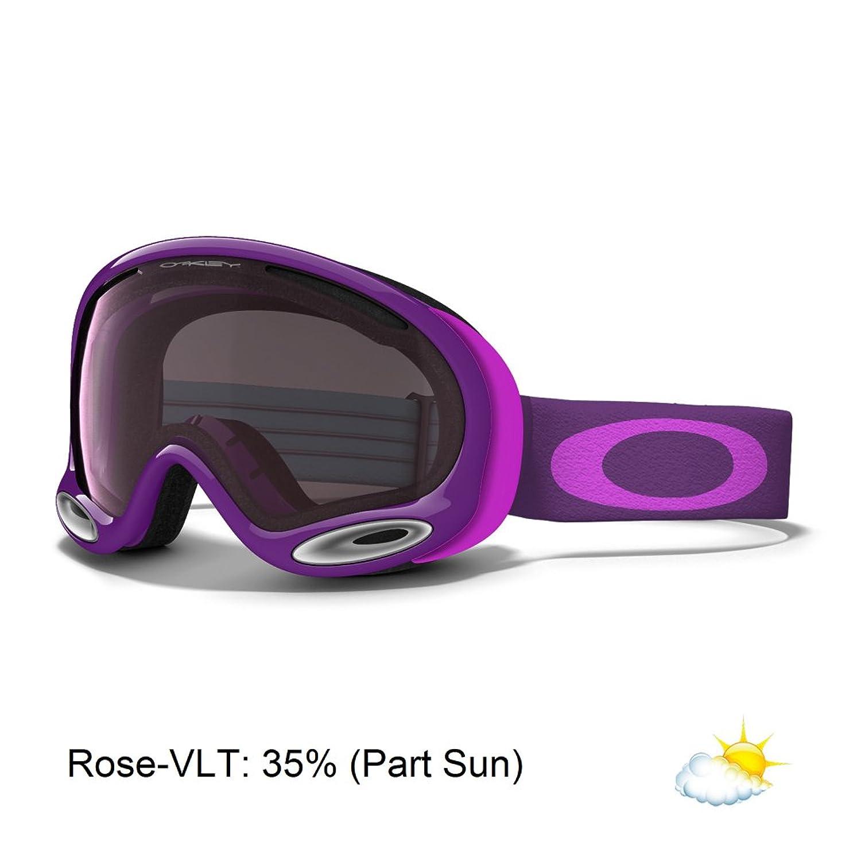 OAKLEY A-FRAME 2.0 Schneebrille 2015 helio purple/rose