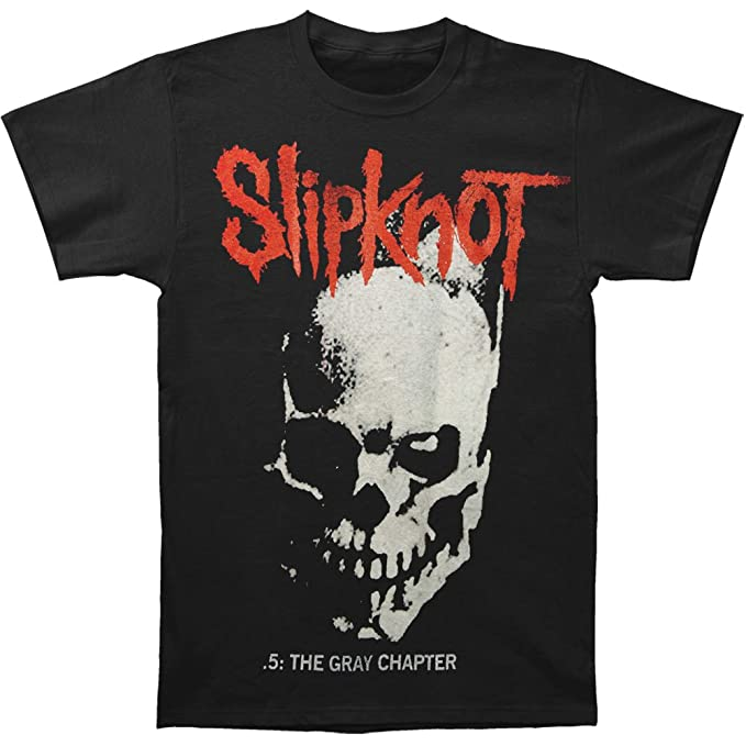 98887f27 Amazon.com: Slipknot Men's Skull and Tribal T-Shirt Black: Clothing
