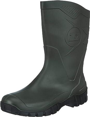 Material exterior: caucho,Cierre: Sin cordones,Altura del tacón: 0.5 centímetros