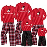 A Very Merry Me Set; Youth Large; CRB Plaid Pants