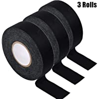 "MEZUT Hockey Tape Cloth for Hockey Stick Grip - Also Baseball, Lacrosse, Tennis, A Better Grip on - 1"" W x 27 yds"