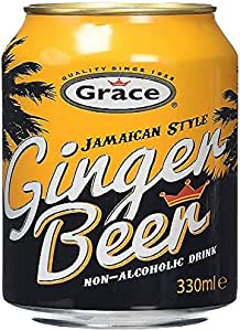 Grace Ginger Beer 330 ml (Pack of 24): Amazon.es: Electrónica