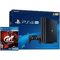Sony PlayStation 4 Pro 1TB con juego Gran Turismo Sport - Bundle Edition