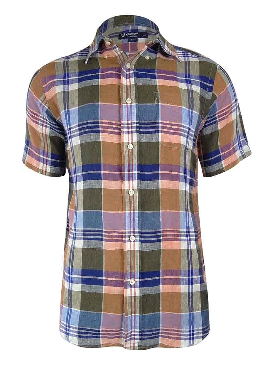 Cremieux Collection Mens Surplus Plaid Shirt