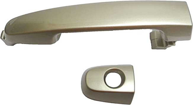 For 02-06 TOYOTA Camry Desert Sand Mica 4Q2 Front Outer Door Handle