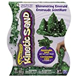 Kinetic Sand, 1lb Shimmering Emerald Green