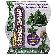 Kinetic Sand, 1lb Shimmering Emerald Green