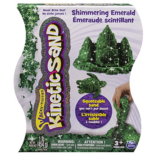 Kinetic Sand Shimmering Emerald Green product image