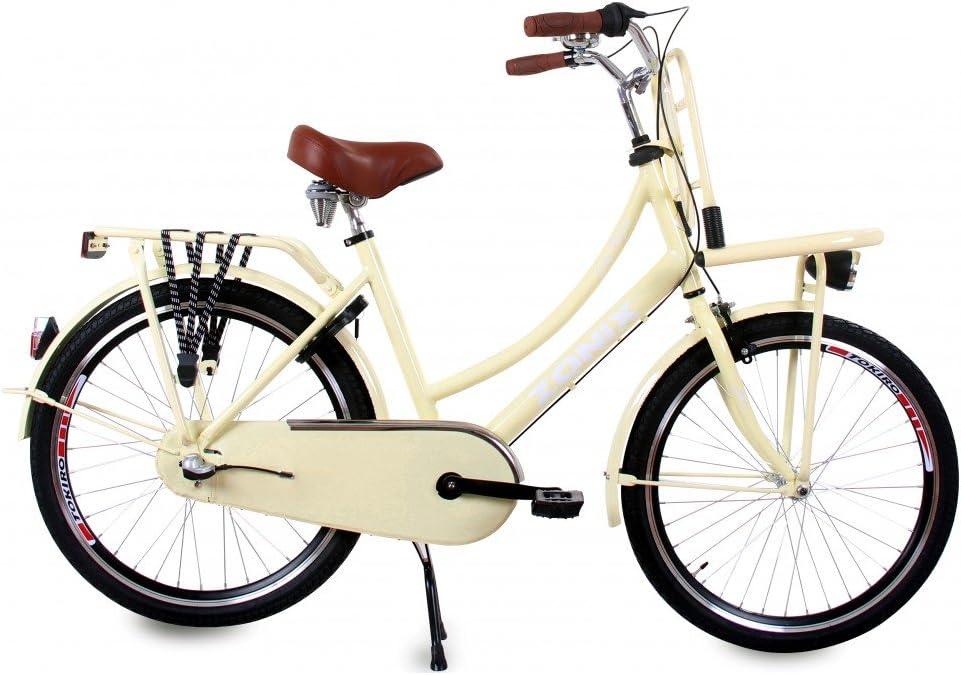 zonix Bicicleta Chica 24 Pulgadas City Reflex Freno Delantero al ...