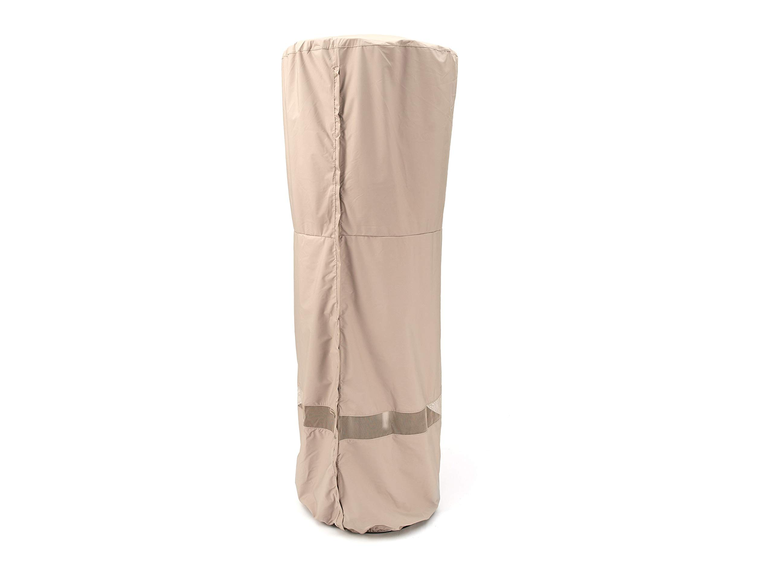 Covermates - Patio Heater Cover - 35DIAMETER x 87H - Elite Collection - 3 YR Warranty - Year Around Protection - Khaki by Covermates