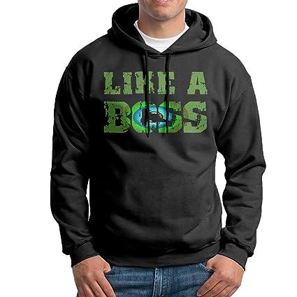 197759da2aa0 Amazon.com  Jacksepticeye Like A Boss Men Fashion Hoody Sweatshirts ...