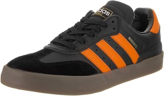 Sotavento mientras medios de comunicación  adidas Men's Busenitz Vulc Samba Edition Cblack/Natura/Borang Skate Shoe 9  Men US: Amazon.co.uk: Shoes & Bags