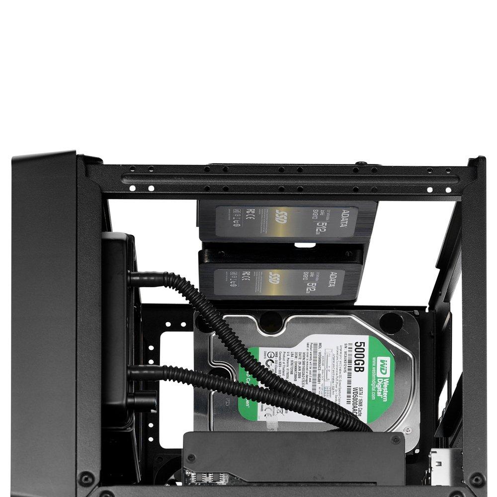 Cooler Master Elite 110 Mini-ITX Computer Case (RC-110-KKN2) by Cooler Master (Image #16)