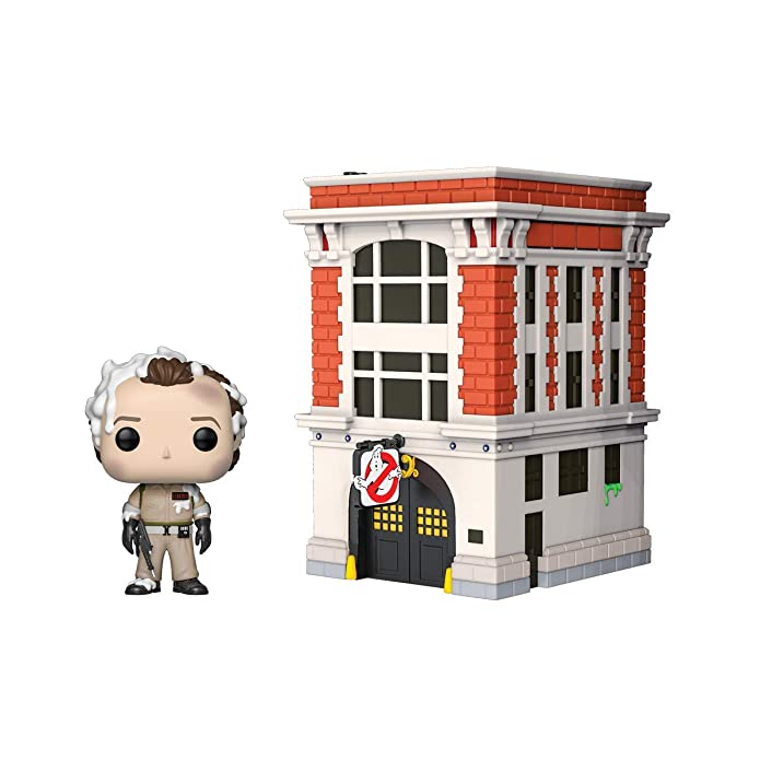 Funko POP! Town: Ghostbusters - Peter w/ House