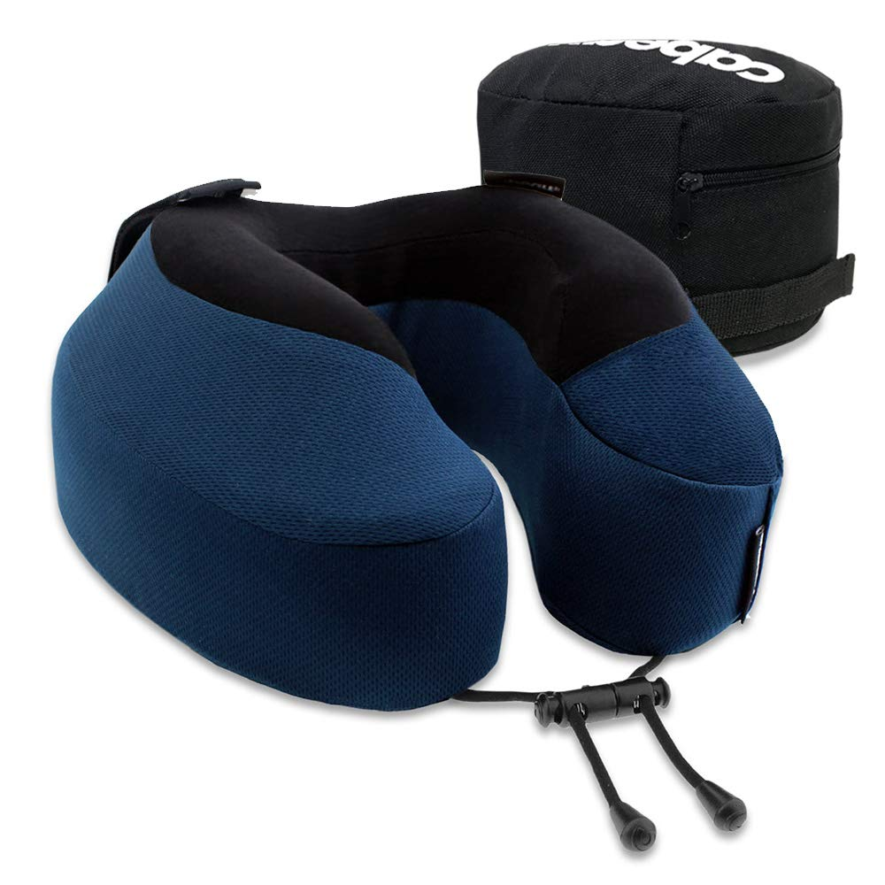 The Cabeau Evolution S3 Travel Pillow travel product recommended by Kyle on Lifney.