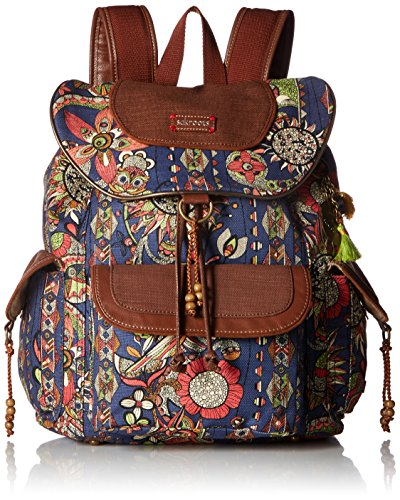 sakroots-artist-circle-flap-backpack