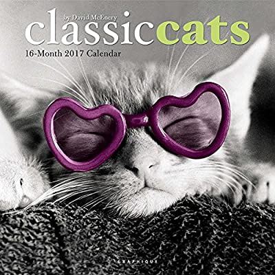 Classic Cats 2017 Calendar