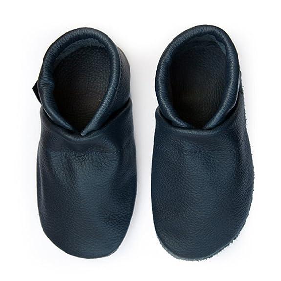 pantau.eu Lederpuschen Leder Hauschuhe Puschen Pantoffeln Schluffen Patschen Schlappen unifarben, Größen 36-45 - Zapatillas de estar Por casa de Piel Para Mujer, Color Beige, Talla 37