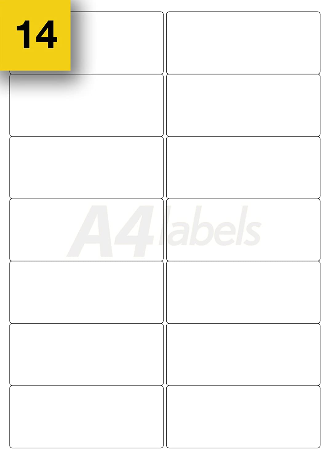 word label template 16 per sheet a4 - 16 labels per page template gallery template design ideas