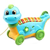 LeapFrog 80-607400 Lettersaurus Alphabet Pull Along Toy