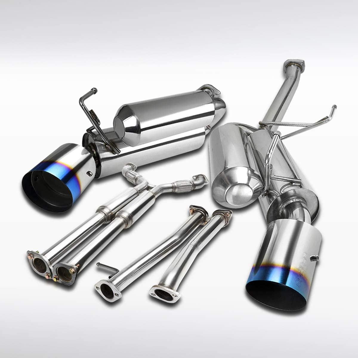 Exhaust & Emissions Autozensation For Infiniti G35 Coupe 2Dr ...