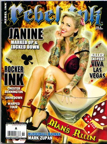 Rebel Ink Magazine - September 2009 - Single -