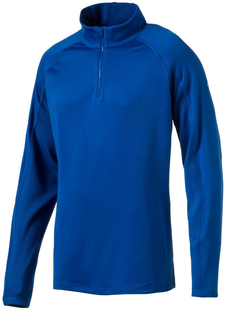 PUMA Golf 2017 Men's 1/4 Zip Popover, True Blue, XX-Large by PUMA