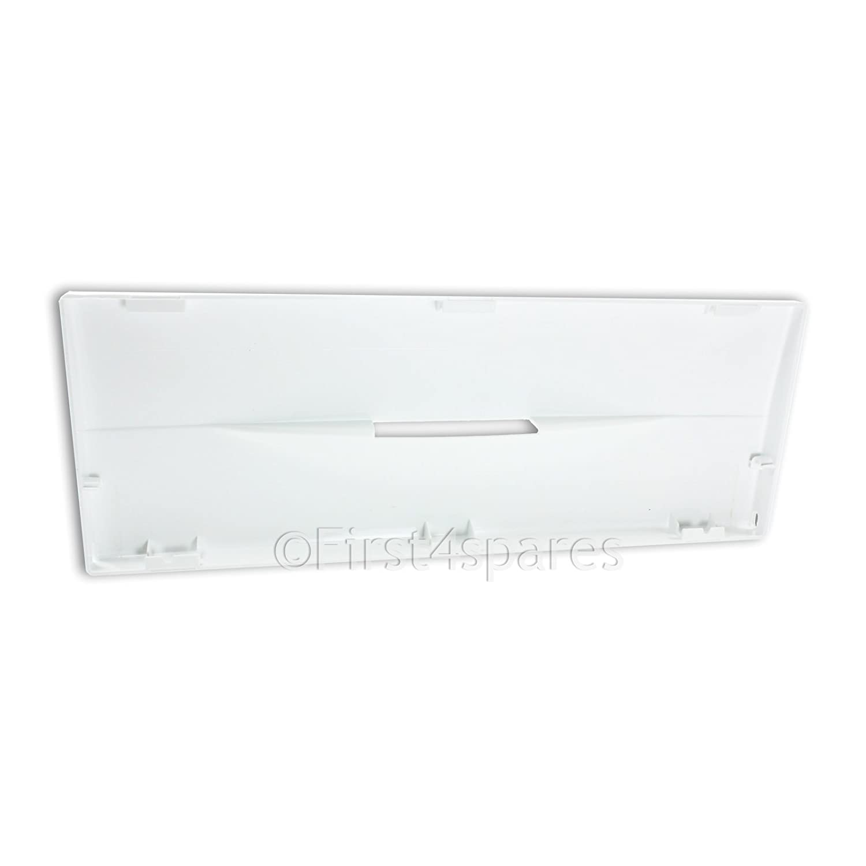 Genuine AEG Fridge /& Freezer Freezer Door Front Flap
