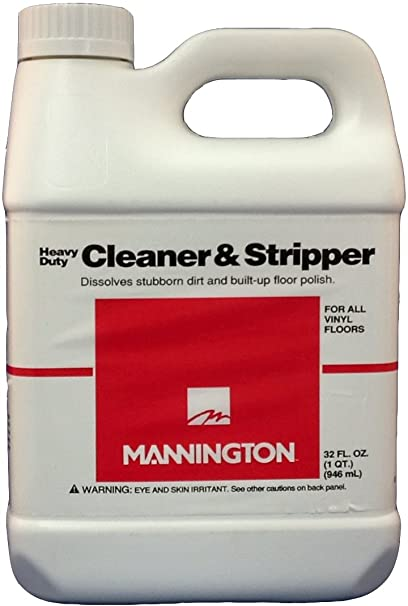 Amazon Com Mannington Award Series Heavy Duty Cleaner And Stripper