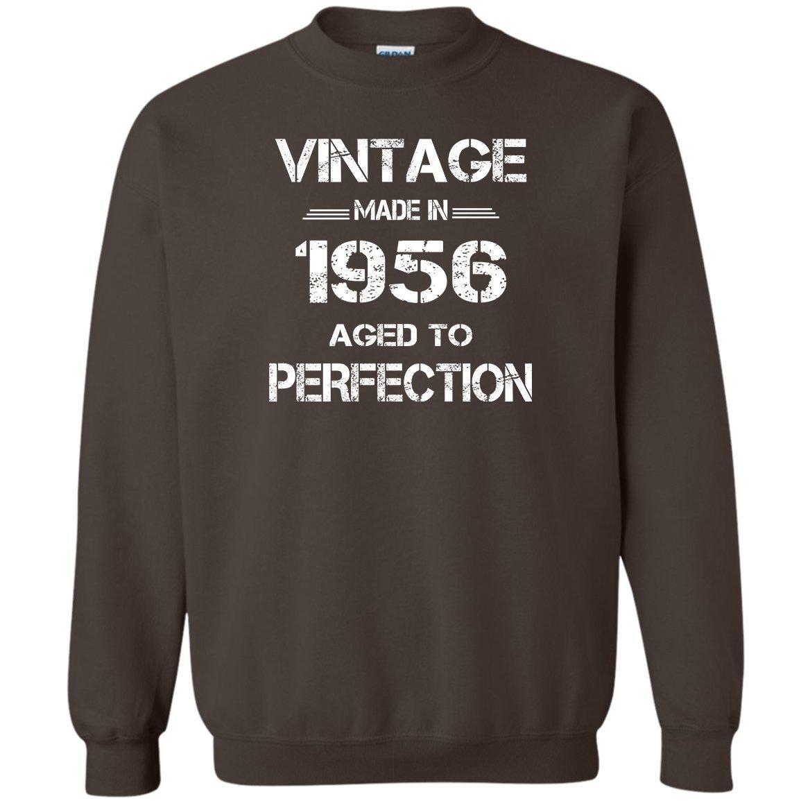 Kidoba Vintage Made In 1956 Aged To Perfect Shirt 1956 Vintage Sweatshirt