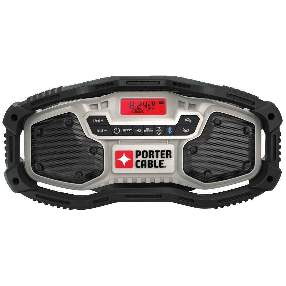 BLACK & DECKER/DEWALT PCC771B 20V Max Bluetooth Radio