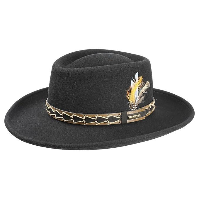 am besten online Geschäft wähle das Neueste Stetson Vallejo VitaFelt Western Hat Men - Made in USA Wool ...