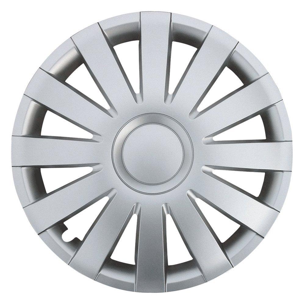 15 Zoll Radkappen AGAT universal Schwarz matt Farbe /& Gr/ö/ße w/ählbar! passend f/ür fast alle Fahrzeugtypen