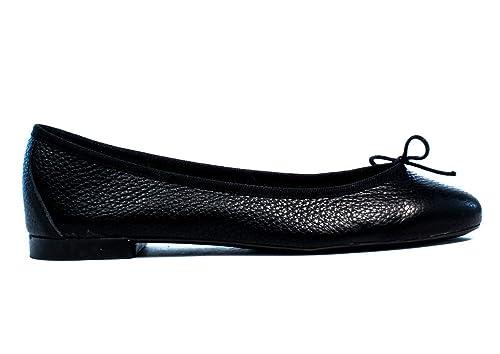 98be0a3f Rouge Mujer Erika Pelle Bailarinas Negro Size: 38: Amazon.es: Zapatos y  complementos