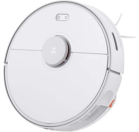 roborock S4 aspirateur Robot con navegación láser,y Limpieza selectiva, idónea para el Pelo de Mascotas y la mayoría de Tipos de Suelo: Amazon.es: Hogar