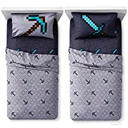 Minecraft Kids Twin Bedding Sheet Set