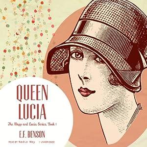 Queen Lucia  Hörbuch