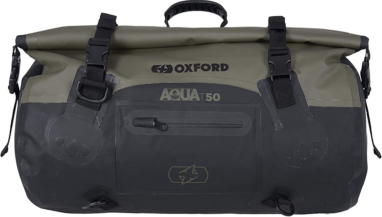 Oxford AQUA T-50 Rolltasche Grau//Schwarz 50 Ltr.