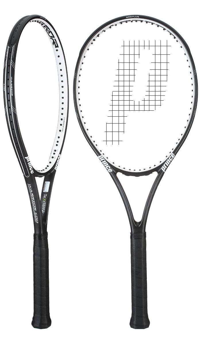 Prince TeXtreme Warrior 100 Tennis Racquet (4-1/2)
