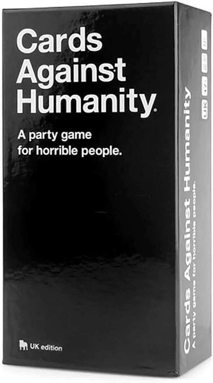 DFGHJKNN Cards Against Humanity - Friendly Party Games - Juegos De Mesa Juegos De Cartas para Adultos/Adolescentes - Edition UK
